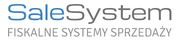 Sale System Kasy fiskalne | Terminale płatnicze Warszawa Łomianki