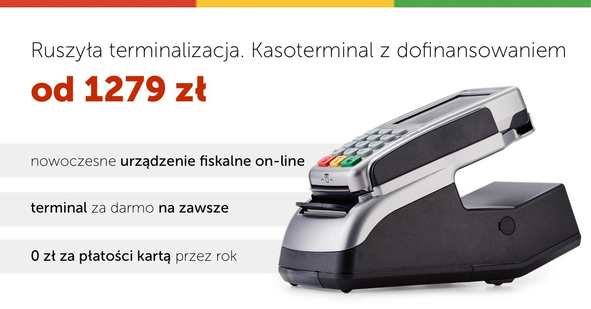 iPOS Polska Bezgotówkowa Warszawa Łomianki Sale System