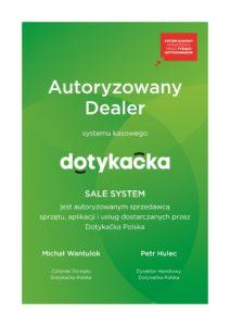 Autoryzowany serwis Dotykacka Sale System Warszawa